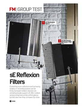 Reflexion Filter Space