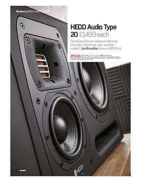 Hedd Audio Type 20
