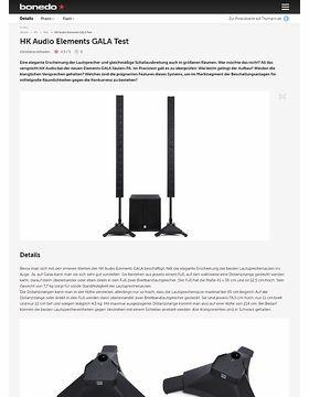 HK Audio Elements GALA