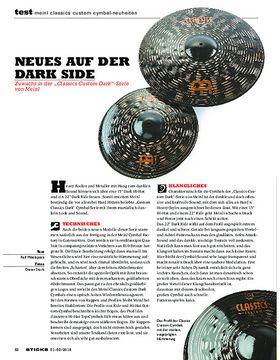 Meinl Classics Custom Cymbal-Neuheiten