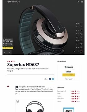 Superlux HD-687