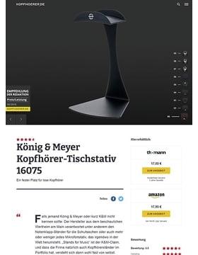 K&M 16075