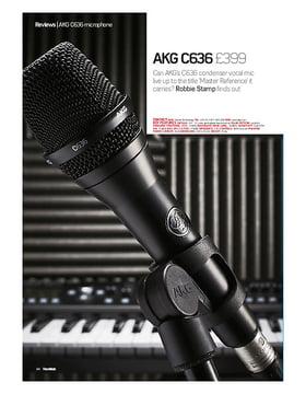 AKG C636