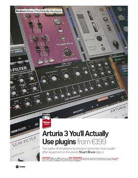 Arturia 3 plugins