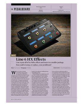 Line 6 HX Effects