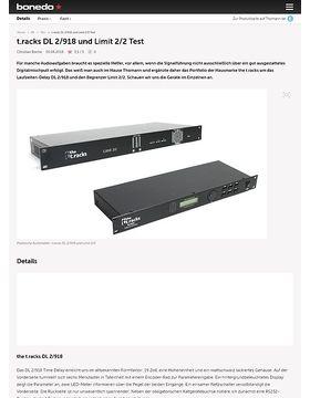 t.racks DL 2/918 und Limit 2/2