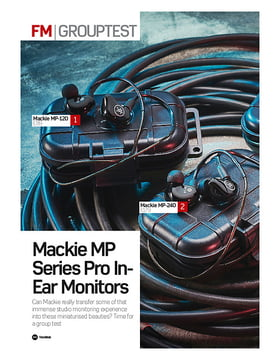Mackie MP-120