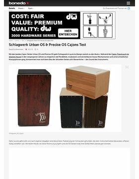 CP5002 Precise OS Dark Santos