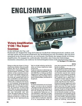 Victory Amplification V130/The Super Countess
