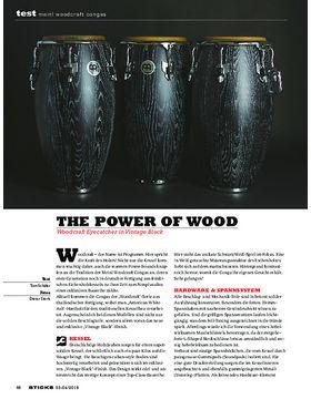 Meinl Woodcraft Congas