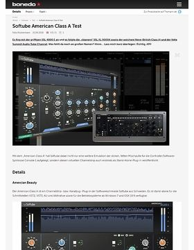 Softube American Class A