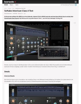 Softube American Class A