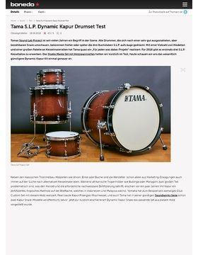 Tama S.L.P. Dynamic Kapur Drumset