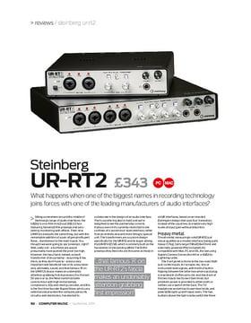 Steinberg UR-RT2