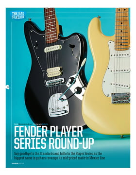 Player Series Tele MN PWT