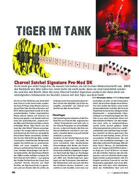 Charvel Satchel Signature Pro-Mod DK
