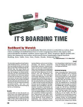 RockBoard Pedalboard-System