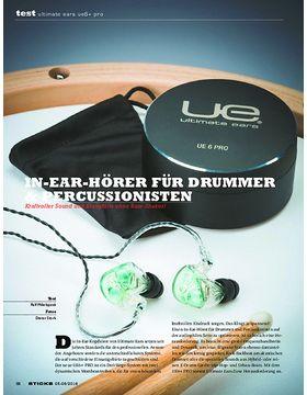 Ultimate Ears UE6+ Pro