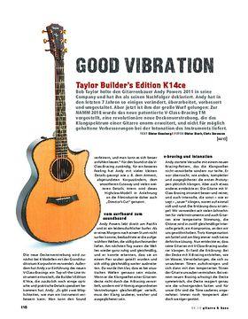 Taylor Builder's Edition K14ce