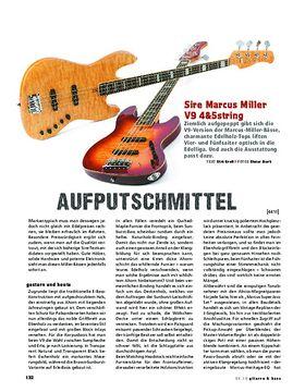 Sire Marcus Miller V9 4&5string