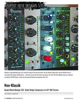 Rupert Neve Designs 535