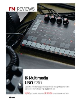 IK Multimedia UNO