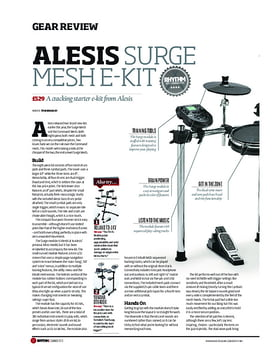 Alesis Surge Mesh E-Kit