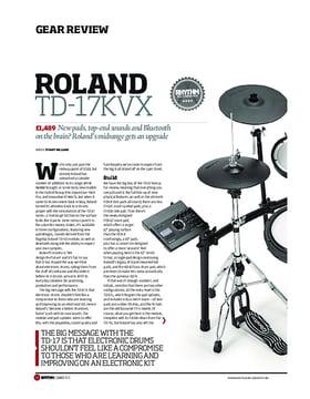 Roland TD-17KVX