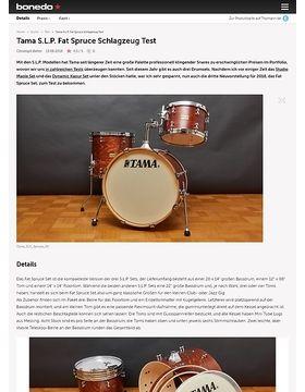 Tama S.L.P. Fat Spruce Schlagzeug