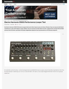Electro Harmonix 95000 Performance Looper