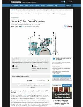 Sonor AQ2 Bop Drum Kit