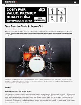 Tama Superstar Classic Schlagzeug