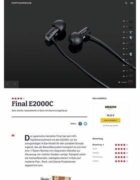 Final E2000C