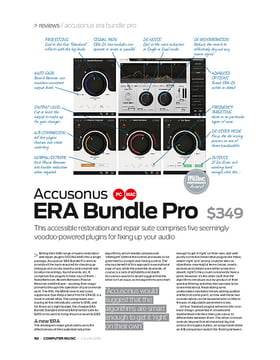 Accusonus ERA Bundle Pro