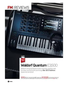 Waldorf quantum