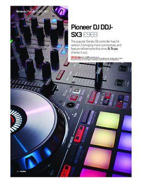 Pioneer DJ DDJSX3