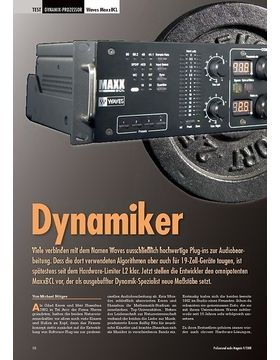 Dynamiker: Waves MaxxBCL