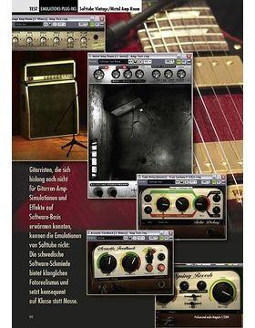 Klasse statt Masse: Softtube Vintage/Metal Amp Room