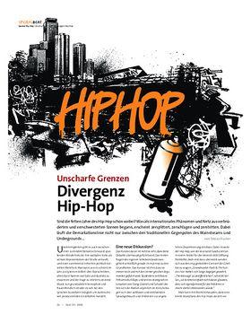 Die Hip-Hop Grundausstattung