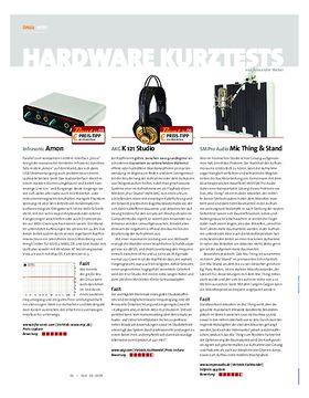 Hardware Kurztests
