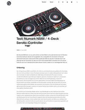 Numark NS6II