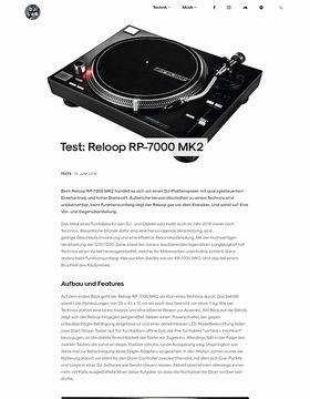 Reloop RP-7000 MK2