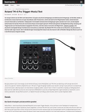 Roland TM-6 Pro Trigger-Modul