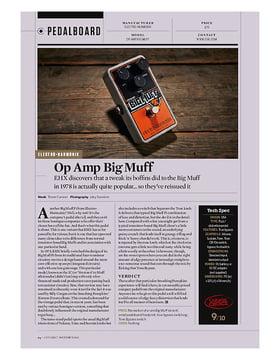 Op Amp Big Muff