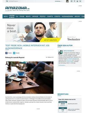 Rode SC6-L Mobile Interview Kit