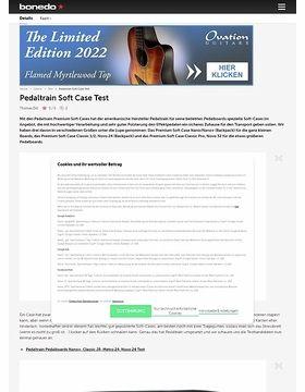 Pedaltrain Soft Case