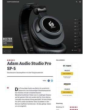 Adam Studio Pro SP-5