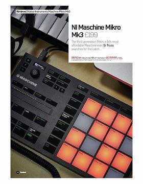 NI Maschine Mikro Mk3