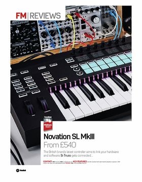 Novation SL MkIII