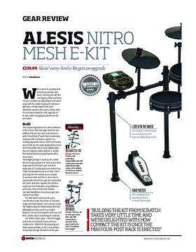 Alesis Nitro Mesh E-Kit